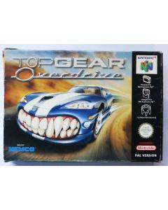 Jeu TopGear Overdrive pour Nintendo 64