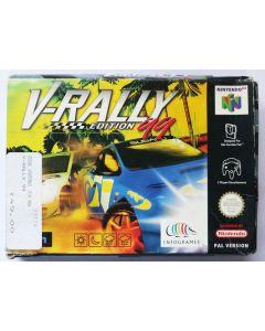 Jeu V-Rally 99 pour Nintendo 64