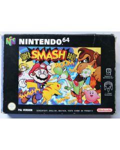 Jeu Super Smash Bros pour Nintendo 64