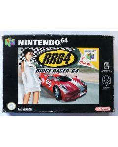 Jeu Ridge Racer 64 pour Nintendo 64