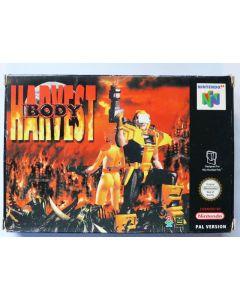 Jeu Harvest Body pour Nintendo 64