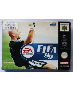 Jeu FIFA 99 pour Nintendo 64