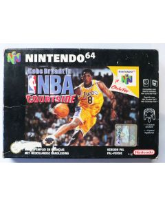 Jeu Kobe Bryant in NBA Courtside pour Nintendo 64