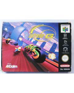 Jeu Extreme-G pour Nintendo 64