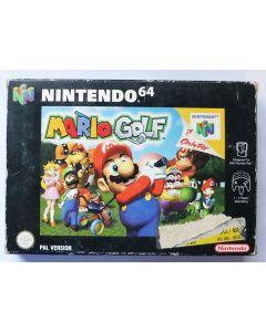 Jeu Mario Golf pour Nintendo 64