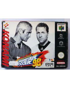 Jeu International Superstar Soccer 98 pour Nintendo