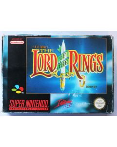 Jeu The Lord of the Ring pour Super Nintendo
