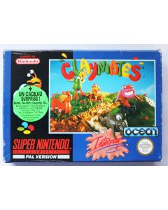 Jeu Claymates pour Super Nintendo
