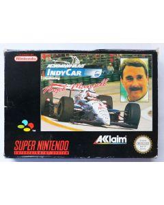 Jeu Newman Haas Indycar Feat Nigel Mansell pour Super Nintendo