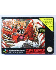 Jeu Secret of Evermore pour Super Nintendo