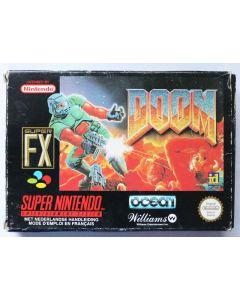Jeu Doom pour Super Nintendo
