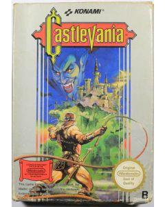 Jeu Castlevania pour Nintendo NES