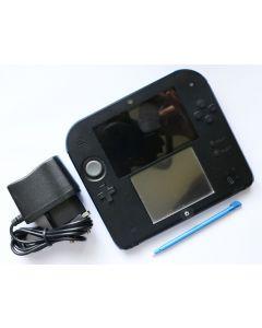 Console Nintendo 2DS Noire et bleu