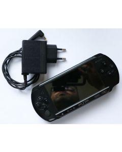 Console PSP noire