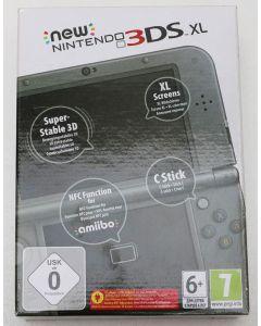 Console Nintendo 3DS XL Noire en boîte