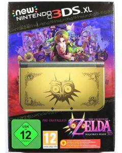 Console 3DS XL Edition Zelda Majora's Mask