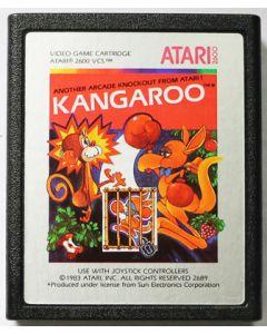 Jeu Kangaroo pour Atari 2600