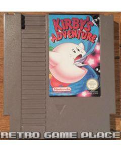 Jeu Kirby's Adventure pour NES