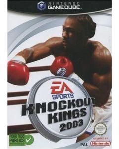 Jeu Knockout Kings 2003 pour Gamecube