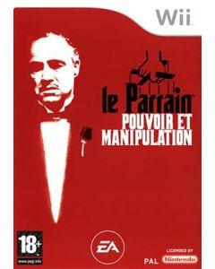 Jeu Le Parrain - Pouvoir et manipulation pour WII