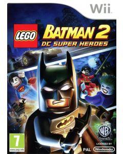 Jeu Lego Batman 2 - DC Super Heroes pour WII