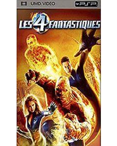 Jeu Les 4 Fantastiques - UMD Video (Film) pour PSP