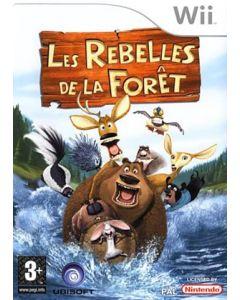 Jeu Les Rebelles de la forêt pour WII