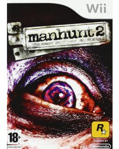 Jeu Manhunt 2 pour WII