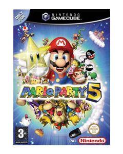 Jeu Mario Party 5 pour Game Cube