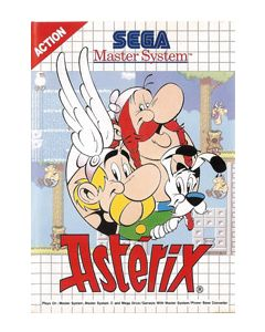 Astérix Master System