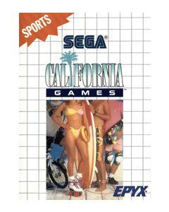 California games Master System