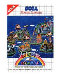 Rainbow Islands Master System
