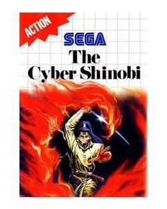The Cyber Shinobi master system