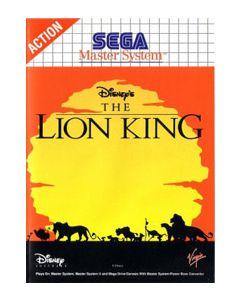 Le Roi Lion master system Master System
