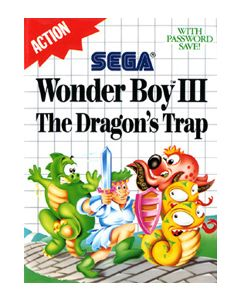Wonder Boy 3 the dragon's trap