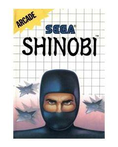 Shinobi Master System