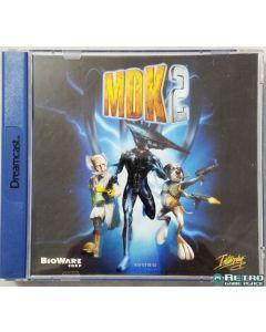Jeu MDK 2 pour Dreamcast