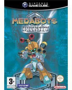 Jeu Medabots Infinity (anglais) pour Gamecube