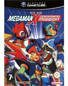 Jeu Mega Man X Command Mission pour Gamecube