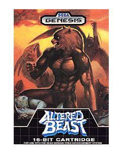 Altered Beast Genesis