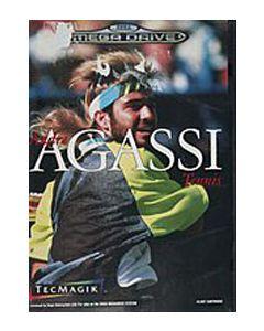 André Agassi Tennis