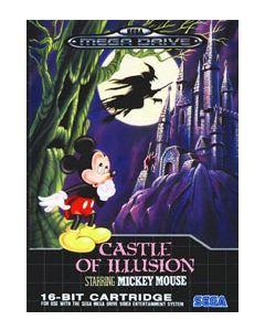 Castle of Illusion megadrive