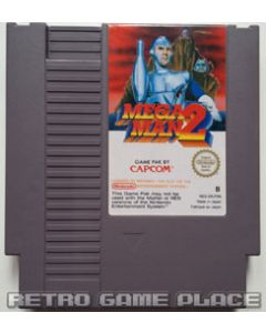Megaman 2 Nintendo NES