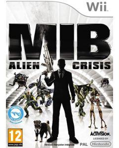 Jeu Men in Black - Alien Crisis pour WII