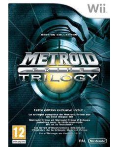 Jeu Metroid Prime Trilogy - Edition Collector pour WII