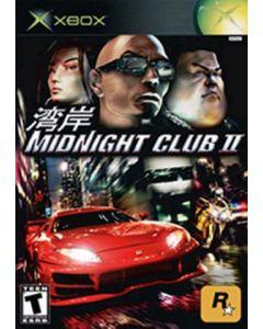 Jeu Midnight Club 2 (anglais) pour Xbox