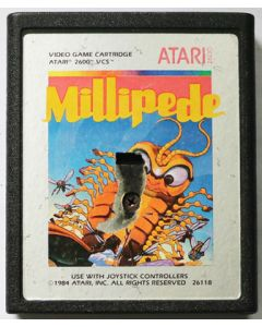 Jeu Millepede pour Atari 2600