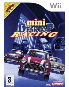 Jeu Mini Desktop Racing pour WII