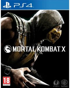 Jeu Mortal Kombat X pour PS4