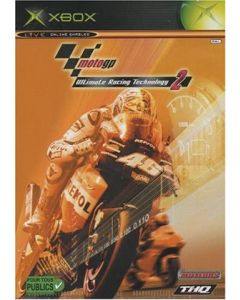 Jeu Moto GP 2 - Ultimate Racing Technology pour Xbox